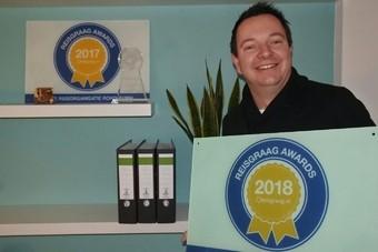 Eilandhoppen op maat wint Reisgraag Award 2018