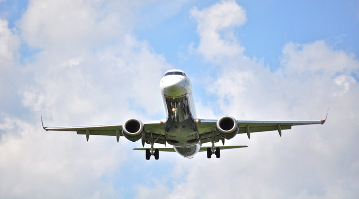 Vliegen naar Kaapverdië