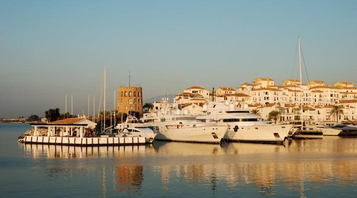 Puerto Banus, luxe haven