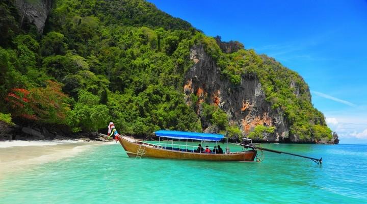 Koh Phi Phi, een van de mooiste eilanden van Azië