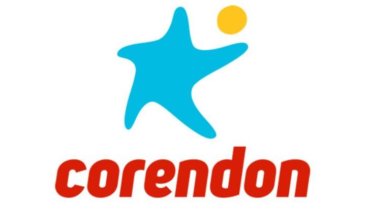 Het nieuwe logo van Corendon