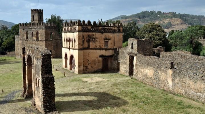 Gondar in Ethiopië