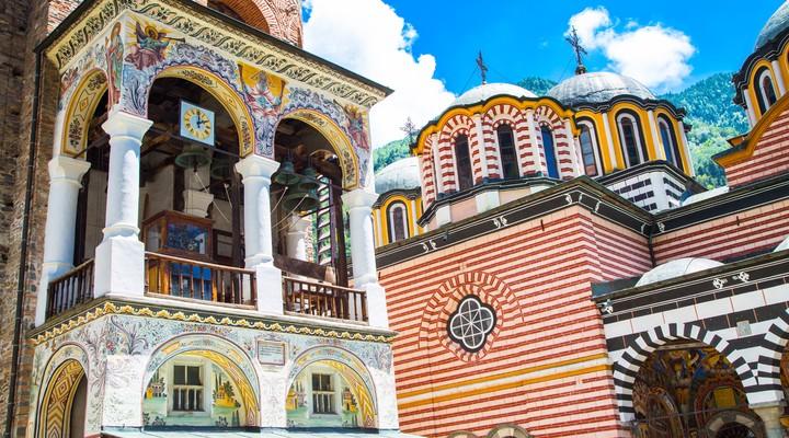 Rila klooster, Bulgarije