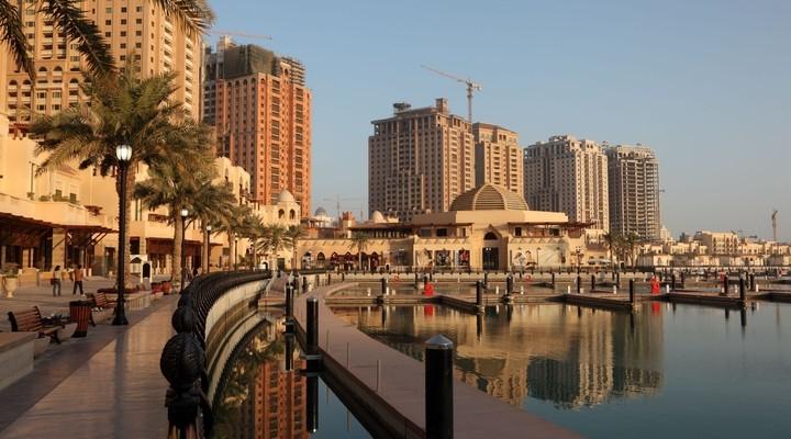 Promenade The Pearl Doha Qatar