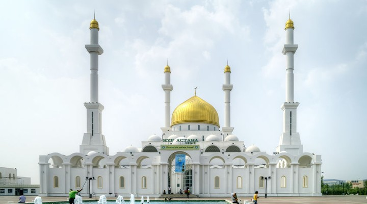 Reizen naar Astana is veilig