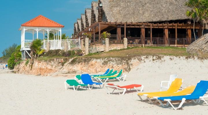 Mooie strand van Varadero