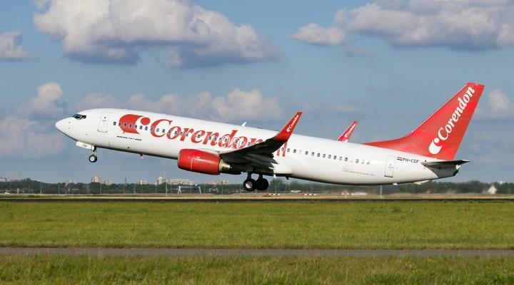Vakantievlieger Corendon Airlines