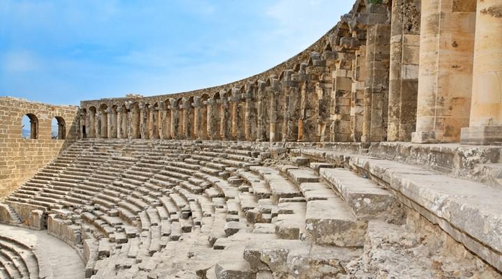 Amfitheater Aspendos