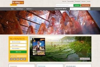 Website van Koning Aap is vernieuwd
