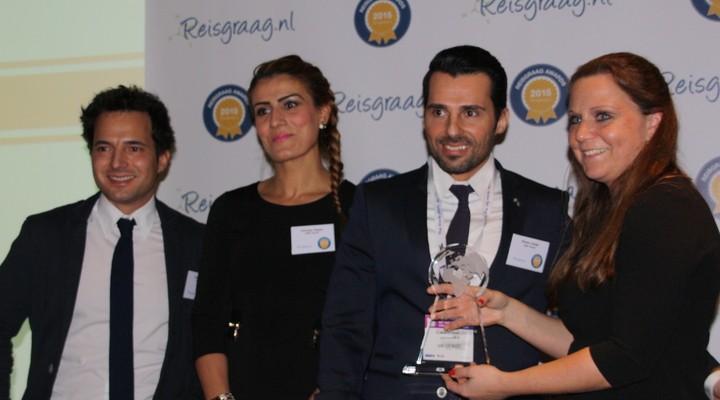 Adotravel met Reisgraag award
