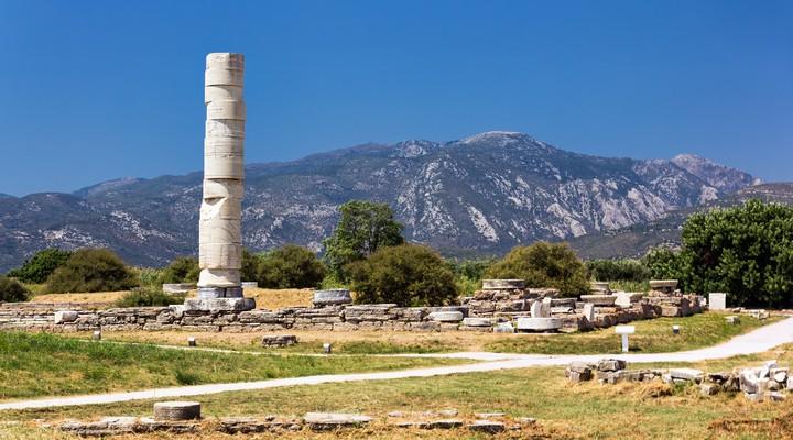 Hereon Samos, bezienswaardigheid, Griekenland