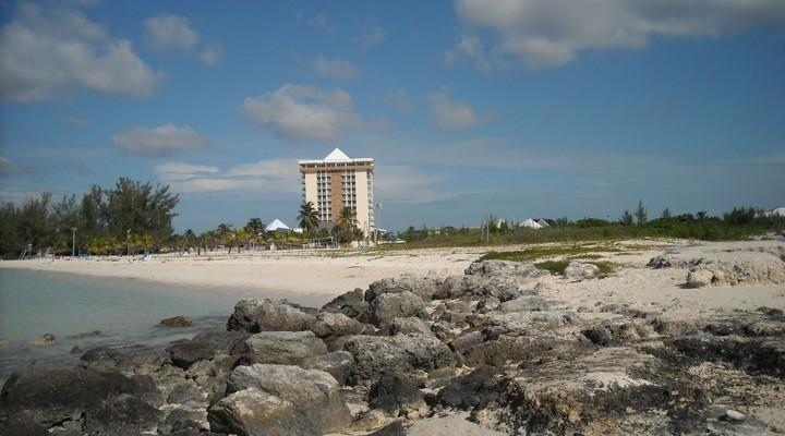 Strand Freeport, Bahamas