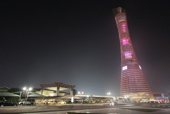 The Torch in Doha