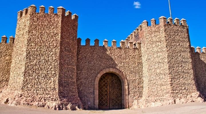 Ouarzazate, Marokko ''het Hollywood van Marokko''