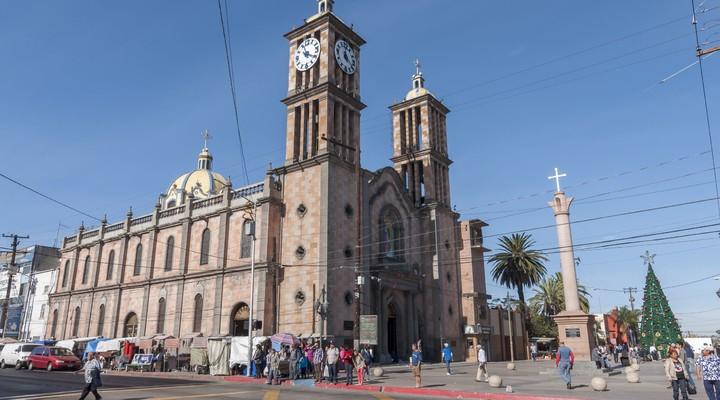 Onze Lieve Vrouwen Kathedraal in Tijuana