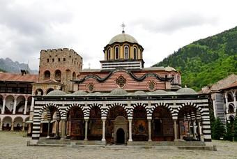 Rila Klooster Bulgarije