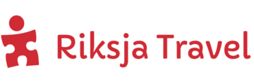 Logo van Riksja Travel