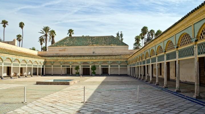 Palais de la Bahia, Marrakech