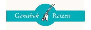 Logo van Gemsbok Reizen
