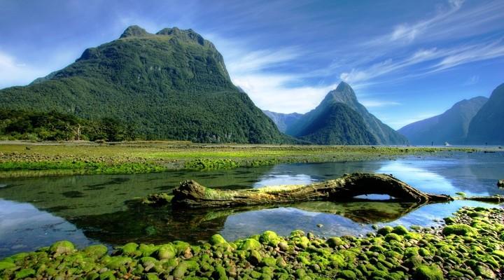 Zuidereiland Nieuw-Zeeland