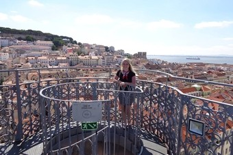 Stedentrip naar het Portugese Lissabon