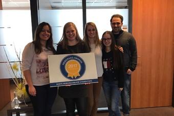 Slangen Reizen wint Reisgraag Award 2017