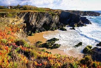 Kliffen Cabo Sardao, Alentejo, Portugal