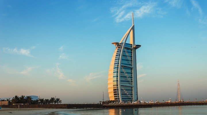 Verenigde Arabische Emiraten Burj al Arab