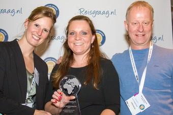 Riksja Travel weer verkozen tot beste landenspecialist
