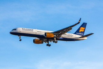 Codeshare Icelandair en JetBlue