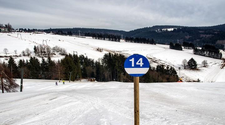 Winterberg Skipiste