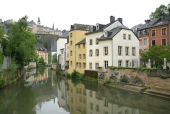 Binnenstad van Clervaux