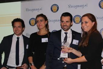 ADO Travel krijgt de Reisgraag award