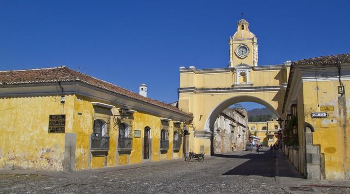 Santa Catalina kerk Antigua Guatemala