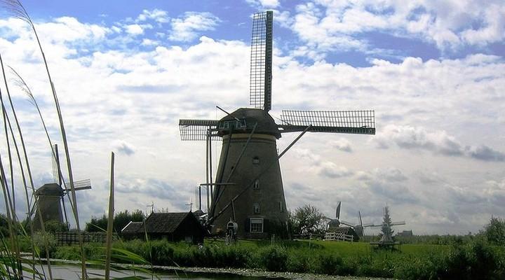 Molen van Kinderdijk-Elshout
