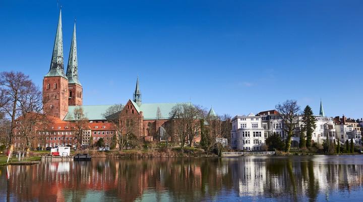 Lubeck stad Duitsland