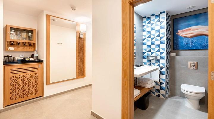 Badkamer van Gezinskamer