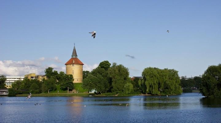 Zweedse stad Malmö