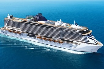 MSC Cruises en Cirque de Soleil werken samen aan een show