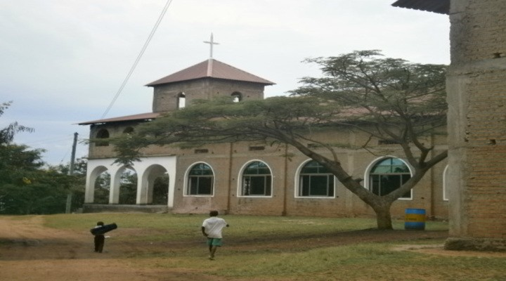 de St. Paul's Cathedral in Kasese