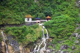 Changchun tempel, Taroko National Park