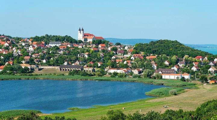 Tihany, Balatonmeer, Hongarije