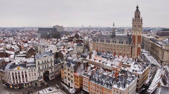 Centrum Lille, Frankrijk