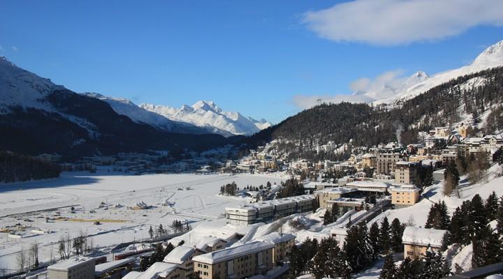 Luxe hotels in Graubunden