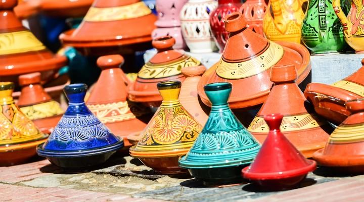 Winkelen in Marokko