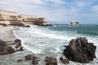 Antofagasta Chili, La Portada