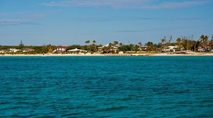 De Abacos in de Bahamas