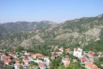Fietsvakantie Cyprus