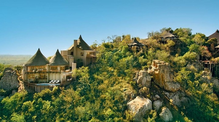 Ulusaba Rock and Cliff Lodges