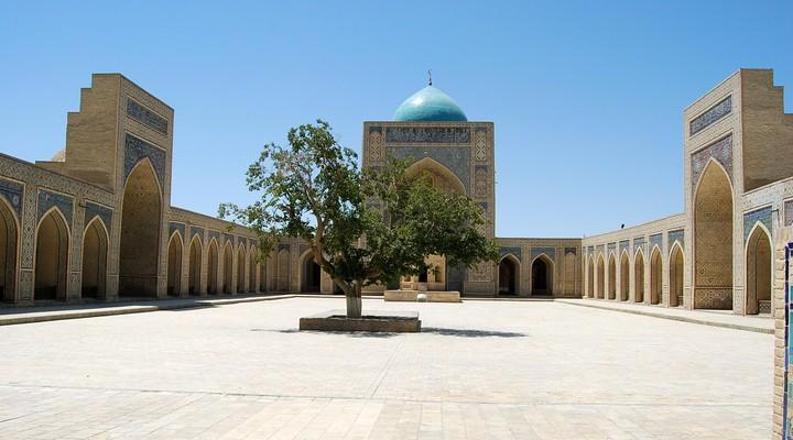 Moskee in Oezbekistan